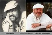 Image result for paul prudhomme and dom deluise
