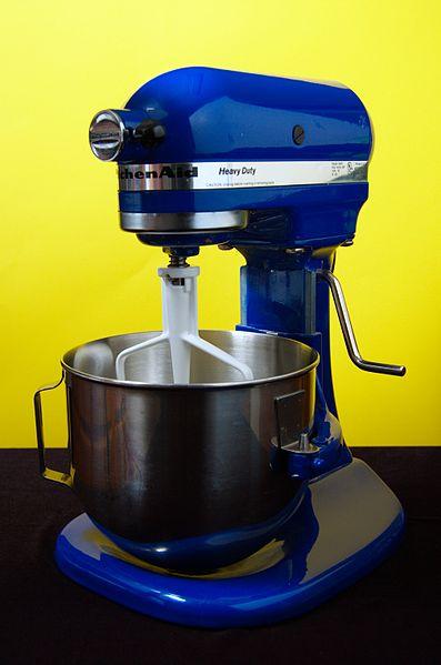 Blue Kitchenaid Mixer..jpg