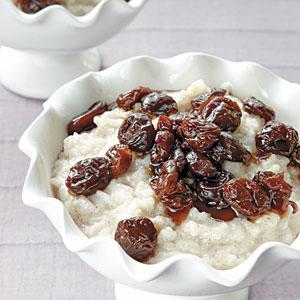 Cinnamon Rice Pudding with Dried-Cherry Sauce.jpg