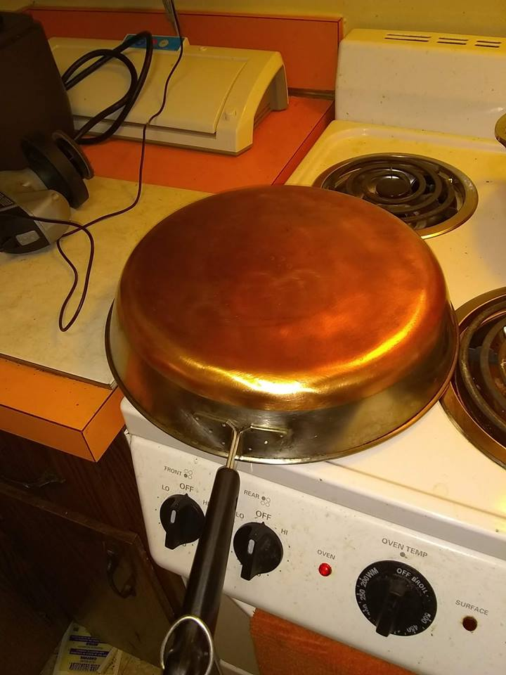 Frying Pan with carbon removed & Polished.jpg