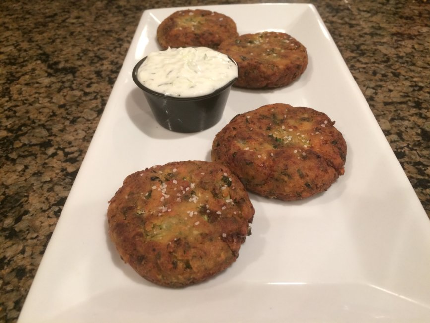 Recipe - Falafel Patties | CookingBites Cooking Forum