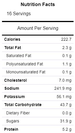 Lime Cracker Pie Nutrition.JPG