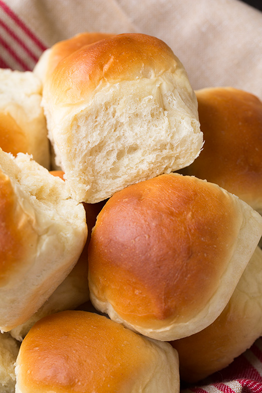 how to make bread rolls with self raising flour