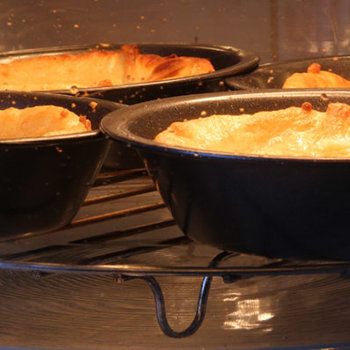Yorkshire puddings - Stage 1