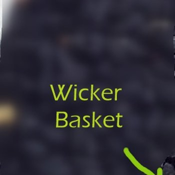 What is this - Wicker basket