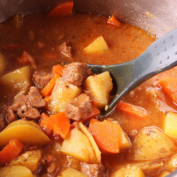 Beef stew.