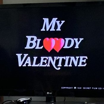 My Bloody Valentine!