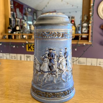 King Ludwig's Midnight Ride Stein