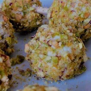 Savoury Truffles with Fresh Goat Cheese and Pistachio Nuts.jpg