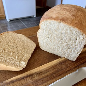 Buttermilk-Wheat Bread