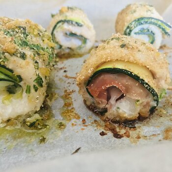 Sole rolls with courgette and Parma ham.jpeg