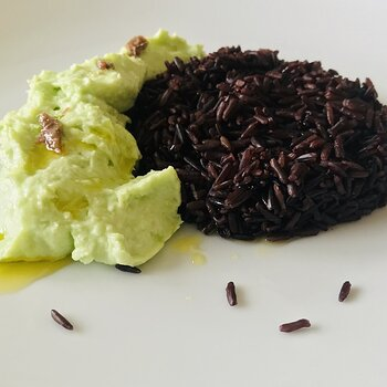 Black Rice with Savoy Cabbage Anchovy-Flavoured Cream.jpeg