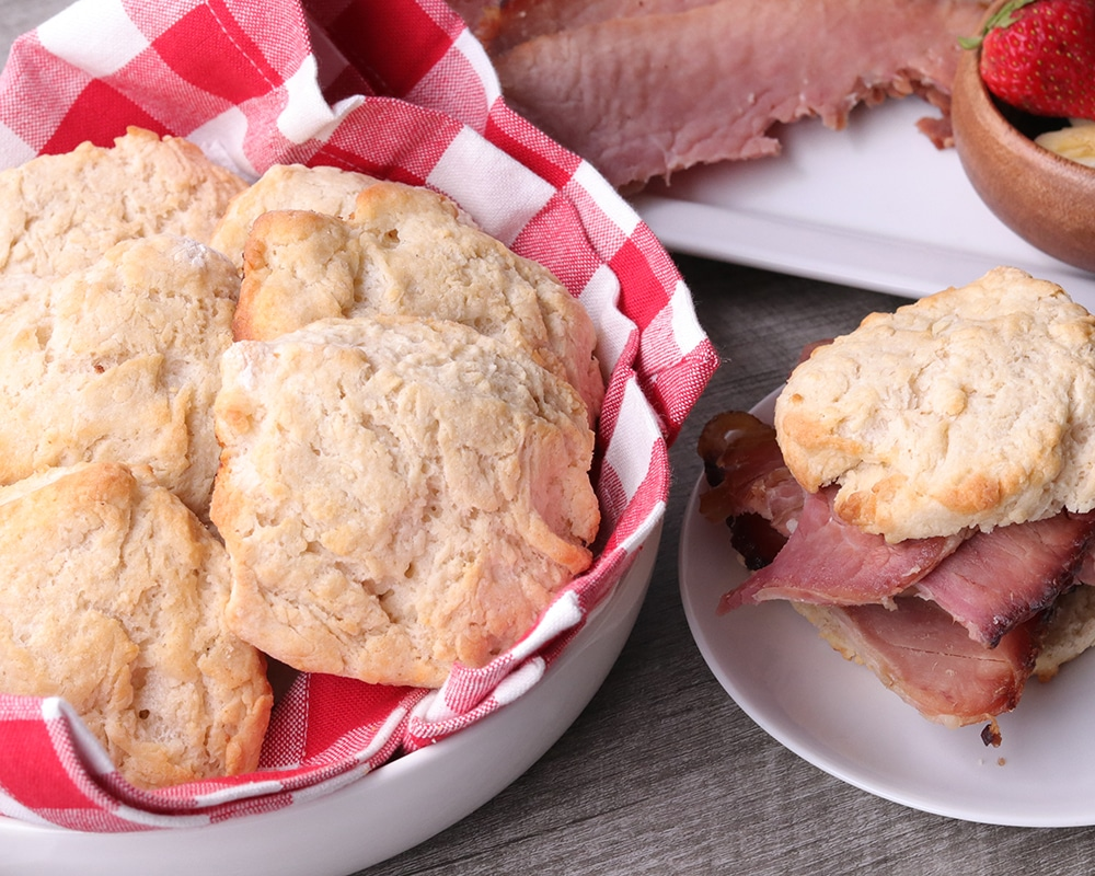Clifty Farms Biscuit Ham Slices